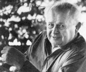 Picture of Moshe Feldenkrais With His Halo Digitally Removed