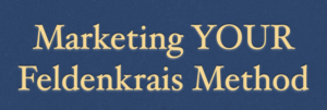 Marketing Feldenkrais Image